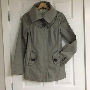 Soia & Kyo grey coat, size XS.